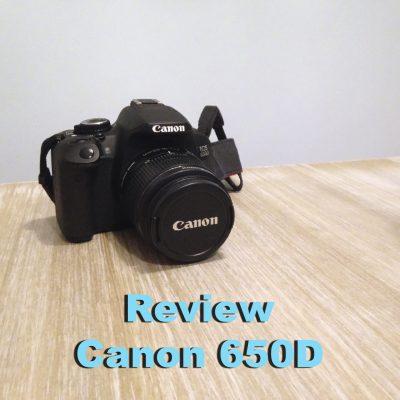 Review Canon 650D