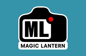 logotipo magic lantern