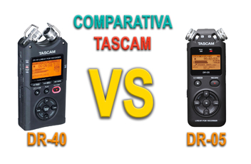 comparativa tascam mini