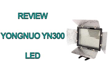 Review Yongnuo YN300 Led