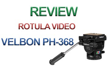 Review rotula video Velbon