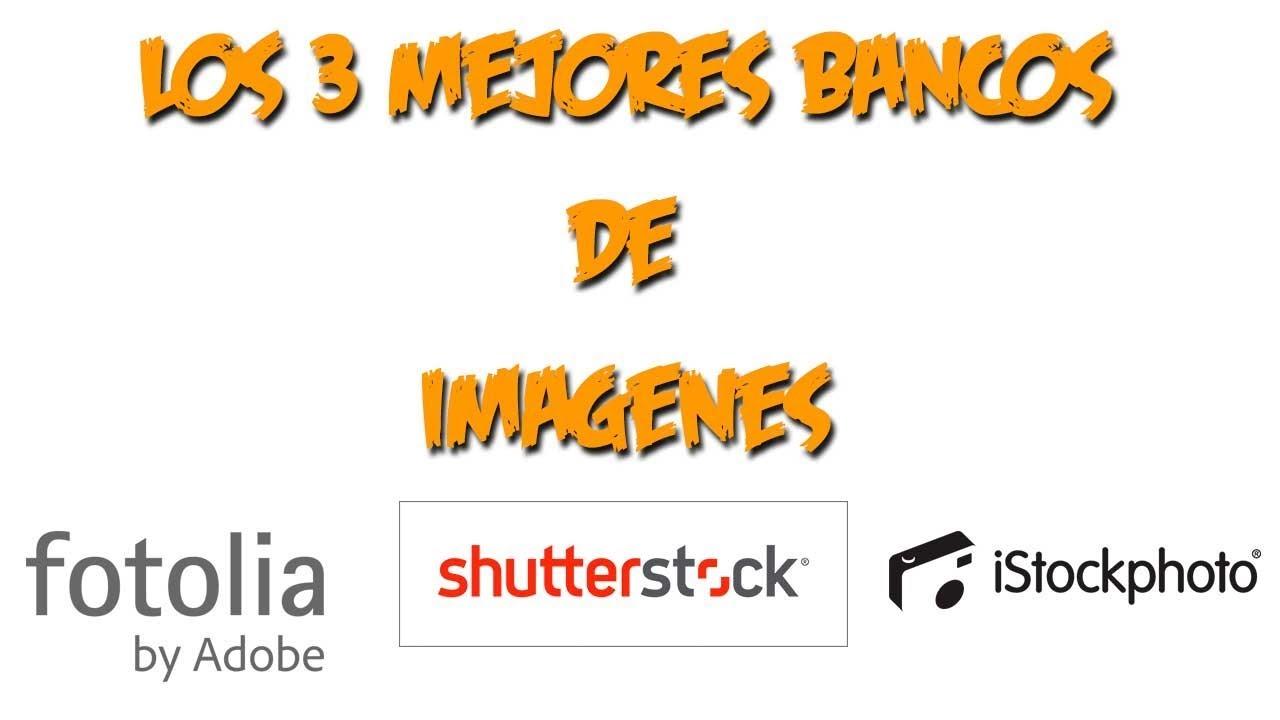 BANCOS DE IMAGENES