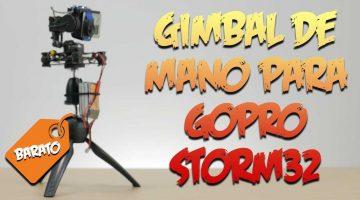 Gimbal de mano para Gopro barato Storm32